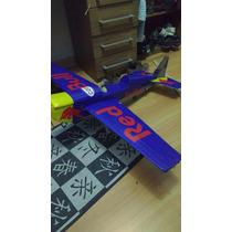 Aeromodelo Extra 300 Rede Bull 1,20 M De Envergadura
