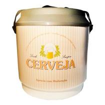 Cooler Caixa Térmica 24 Latas Bohemia Chopp Cerveja Refri!