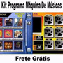 Kit Programa Máquina De Músic Jukebox Musicbox