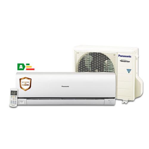 Ar Condicionado Split Inverter Panasonic Econavi 18.000 Btu /