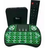 Conversor Smart Tv Tx9 + Mini Teclado ( Brinde)