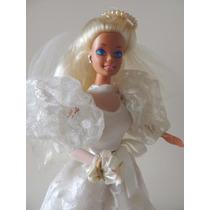 Barbie Estrela Noiva Romantica 1994 (n-91) Raridade