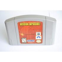 Mission Impossible - Nintendo 64 - Original