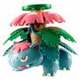 Pokemon Battle Attack - Mega Venusaur - Articulado - Tomy