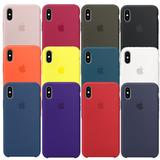 Capa Original Iphone X 10 8 7 6 6s Plus Case Capinha 5 5s Se