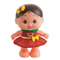 Boneca Magali Bonitinha - Multibrink Turma Da Monica