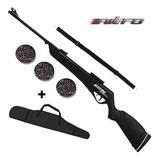 Carabina Rifle Pressão Cbc Jade Pro Nitro 5.5 + Bandoleira