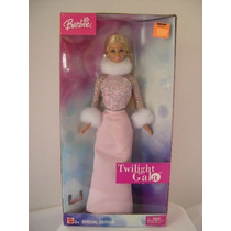 Boneca Barbie Twilight Gala Ano 2003 Indonesia Mattel C5533