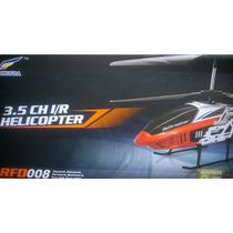 Helicóptero Rc Rfd008 3.5ch Melhor Q Wltoys V911 Etaquibrink