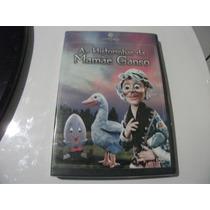 Dvd As Historinhas Da Mamae Ganso Filme Infantil
