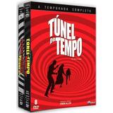 Dvd Túnel Do Tempo - Série Completa - Original Lacrada
