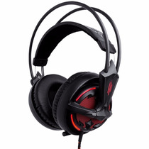 Fone Headset Steel Series Siberia V2 Diablo 3 Original Gamer