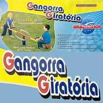 Gangorra Giratória Reforçada Brinquedo Balanço P/ 2 Crianças