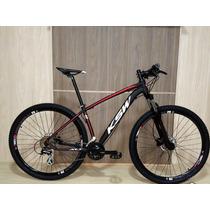 Bicicleta Aro 29 Ksw Acera, 24 Vel Freio Hidráulico E Trava