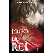 Jogo Do Rei -mangá Jbc - Coleção Completa !! Volumes 1 Ao 5