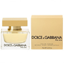 Perfume Feminino Dolce & Gabbana The One 75ml Importado Usa