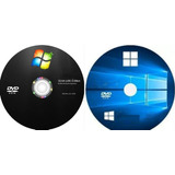 Cd Do Windows 7 E 10 + Drivers + Office 16 + Acrobat Complet