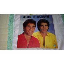 Lp Vinil Alan E Aladim 1987 Meu Companheiro