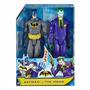 2 Bonecos Articulados Batman Vs Joker Coringa 30 Cm Mattel