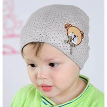 Touca Para Bebê Inverno | Gorro Infantil Meninas E Meninos