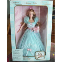 Boneca Barbie Birthday Wishes 1999 Indonésia Mattel 24667
