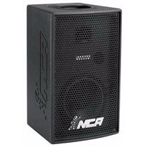 Caixa De Som Acústica Ll Audio Nca Hq80 Passiva - 80w Rms