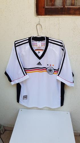 97ba78861f Camisa Da Seleção Da Alemanha Copa 98 Tamanho G