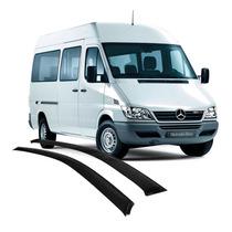Calha De Chuva Sprinter Até 2012 2 Portas Mercedes Benz 8084
