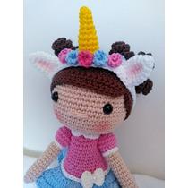 Princesa Sofia Em Amigurumi - Presente Quarto Boneca Shopia - R ... | 210x210