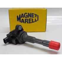 Bobina Ignição Traseira Honda Fit 1.4 8v Marelli Bi0027