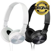Fone De Ouvido Profissional Sony Mdr-zx310 Headphone Pc/cel