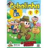 Gibi Do Cebolinha - Edição 48
