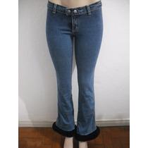 Calça Jeans Sexy Machine, Com Strech, Tam 38 Detalhe Calcanh