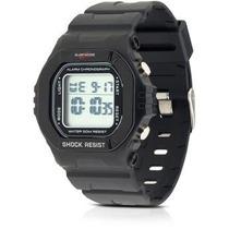 Relógio Digital Masculino Esportivo Surfmore 6524491m