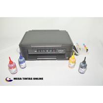 Multifuncinal Epson Xp211 Com Bulk Ink + 400ml Sublimática