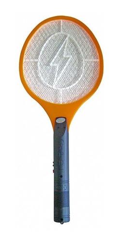 Raquete Elétrica Mata Mosquito Pernilongo Mosca Recarregável