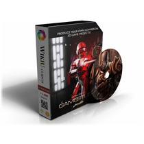 Dvd Curso   3d Game Studio   Apostilas E Video Aulas   R$ 12