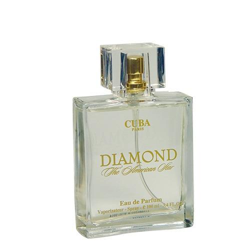 Diamond Cuba Paris - Perfume Masculino - Eau De Parfum 100ml