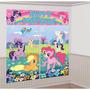 Kit Decoração Festa Infantil Com Painel My Little Pony