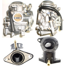 Carburador Mikuni Virago 250 + Coletor Admissão Original