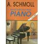 Método Piano Órgão Schmoll 3° Volume - Somos Loja !!