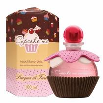 Cupcake Me Napolitano 100ml Lacqua Di Fiori Imperdível!!