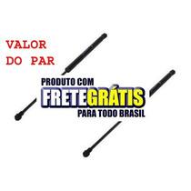 Par Amortecedor Porta Malas Fielder 2003 A 2008 Frete Grátis