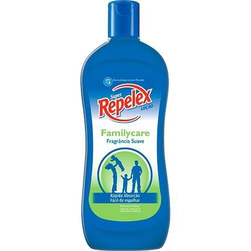 Kit C/9 Repelente Repelex Family Care Loção 200ml