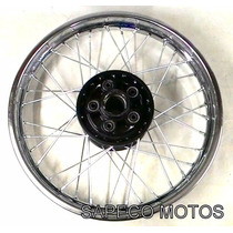 Roda Traseira Xlr 125 / Nx 150 / 200 / Xr 200 Mod Original