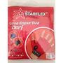 Luva Dorf Tamanho P Starflex Vermelha Academia Musculação