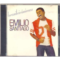 Cd - Emilio Santiago: Brasileirissimas