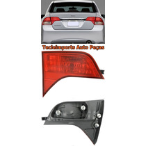 Lanterna New Civic 06 07 08 2009 2010 2011 Original Le Tampa