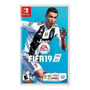 Fifa 19 Standard Edition Físico Nintendo Switch Electronic Arts Original
