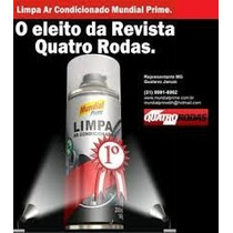 Limpa Ar Condicionado Automotivo